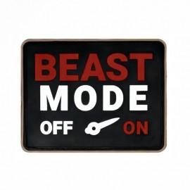 "drwod_patch""Beast Mode"""