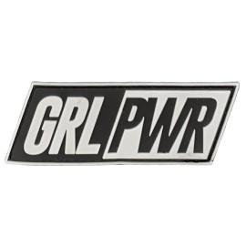 "SAVAGE BARBELL - Patch Velcro PVC ""GRL PWR"""