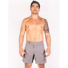 """SAVAGE BARBELL - Short Homme """"MELEE GRAY"""""""