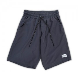 """THE BARBELL CARTEL - Short Homme """"FREESTYLE"""" Charcoal Gray"""