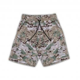 """THE BARBELL CARTEL - Short Homme """"FREESTYLE"""" Multi Cam"""