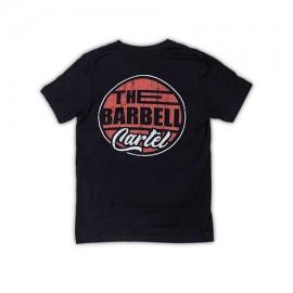 """THE BARBELL CARTEL - T-shirt Homme """"LONG BEACH"""" Black"""