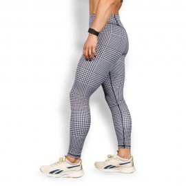 THE BARBELL CARTEL - Core Leggings (Houndstooth)