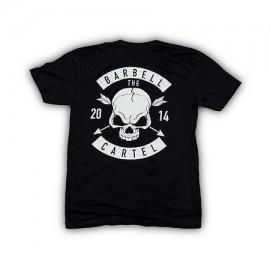 "THE BARBELL CARTEL - T-shirt Homme ""SKULL & ARROW"""